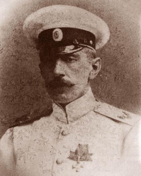 Адмирал Михаил Павлович Саблин, ком. Черноморским флотом в 1917-1918 гг.