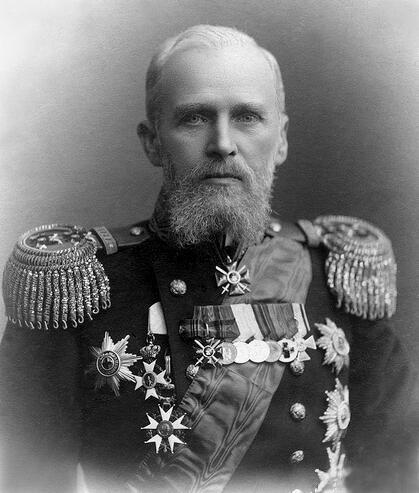 Адмирал Андрей Августович Эбергард (1856-1919)