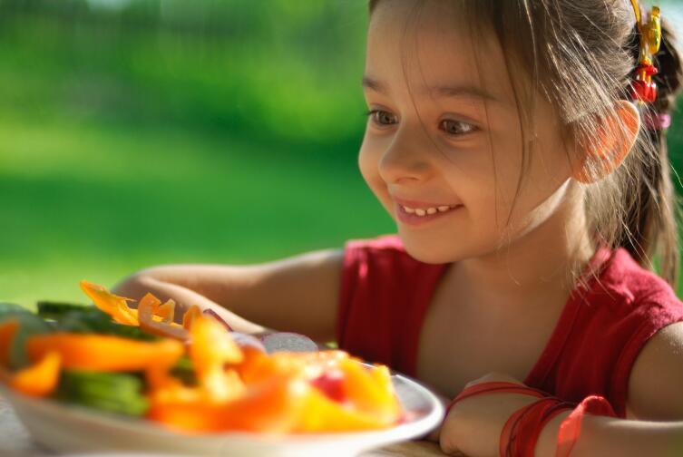 Чарующий мир вегетарианства
