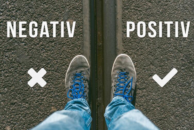 Как отучить себя от привычки мыслить негативно?
