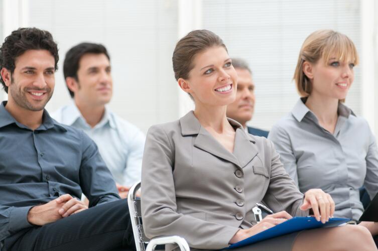 Целью любого тренинга является извлечение личной материальной выгоды