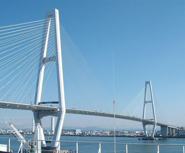 Мост Мэйко-Тюо.