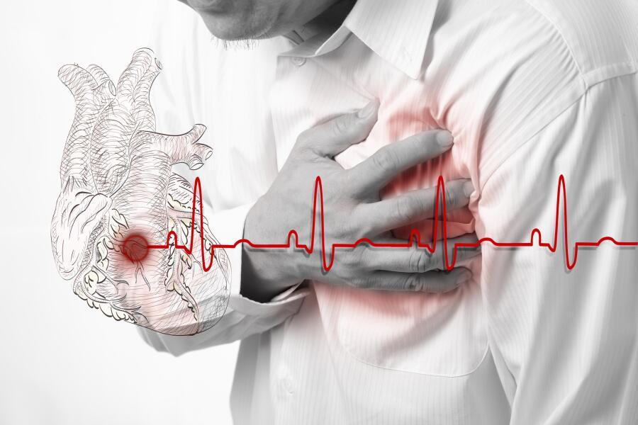 Что делать при сердечном приступе? Первая помощь