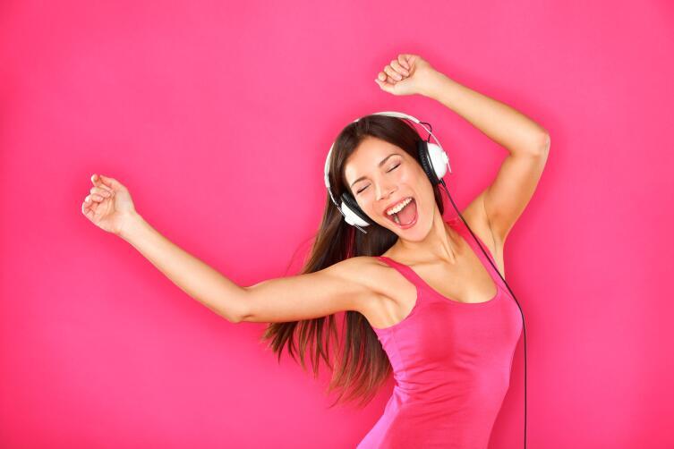 Не увлекайтесь громкой музыкой!