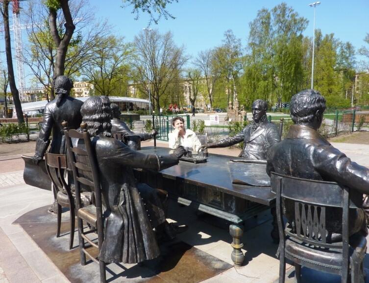 Что посмотреть в Санкт-Петербурге?  «Петербург в миниатюре»