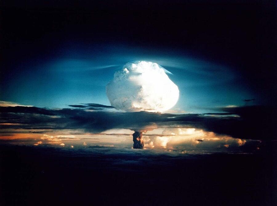 Как менялись размеры и мощность атомного оружия?