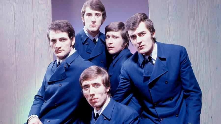 The MOODY BLUES, 1967 г.