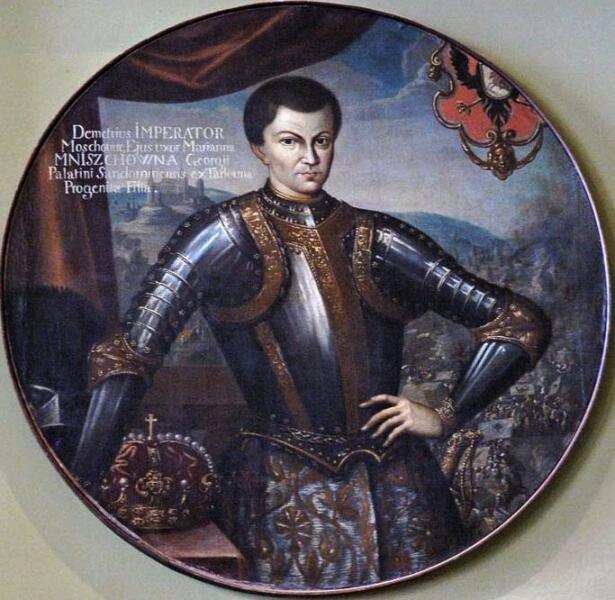 Шимон Богушович, «Император Димитрий»