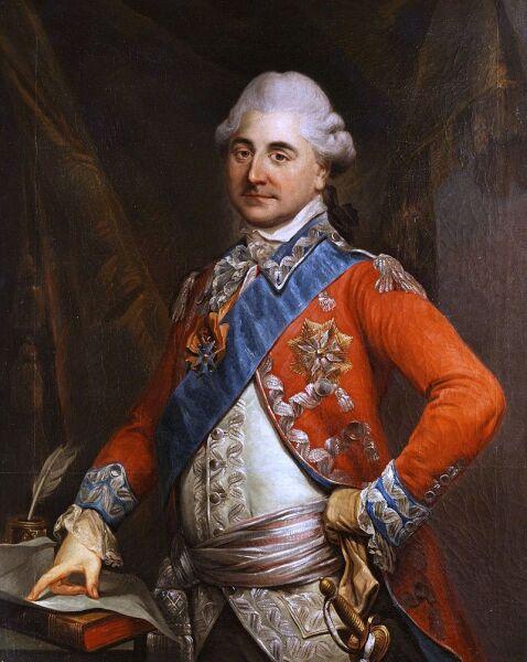 Марчелло Бачиарелли, «Король польский и великий князь литовский Станислав II Август Понятовский»