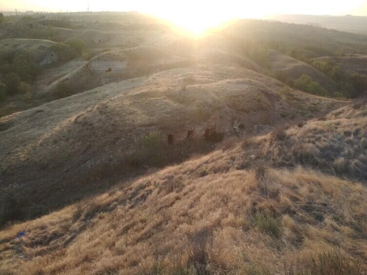 Что скрывают обычные холмы под Керчью? Шедевр фортификационного искусства