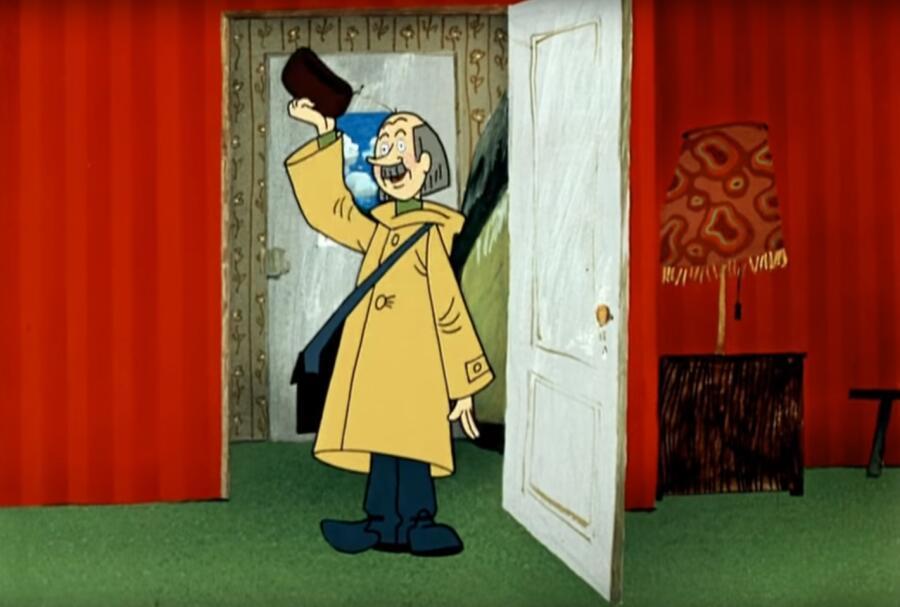Мультфильмы из детства. Как у Матроскина не задалась идеологическая работа?