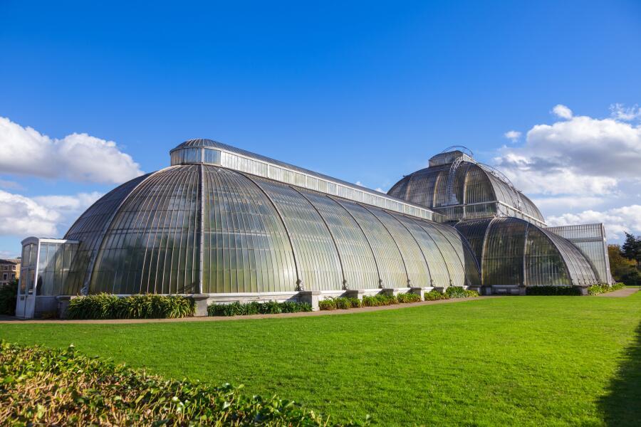 Королевские ботанические сады Кью. Пальмовый дом