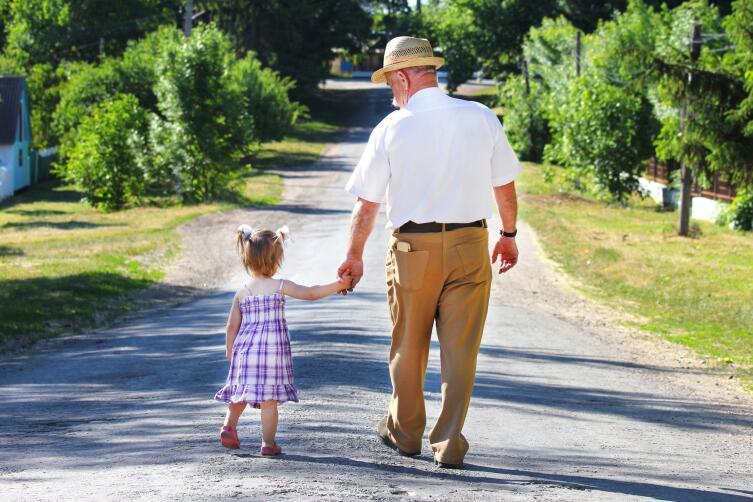 Добро объединяет людей всех возрастов и народов