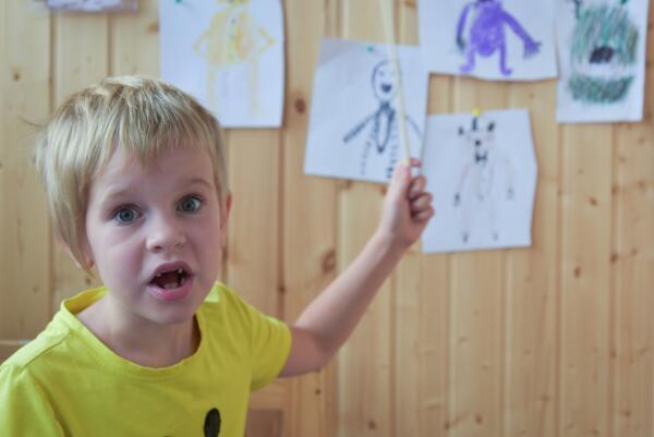 Как победить детские страхи?