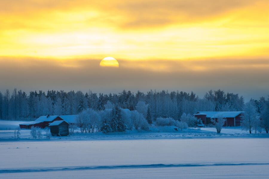 Как посланцы царя Корочуна побороли? День зимнего Солнцеворота