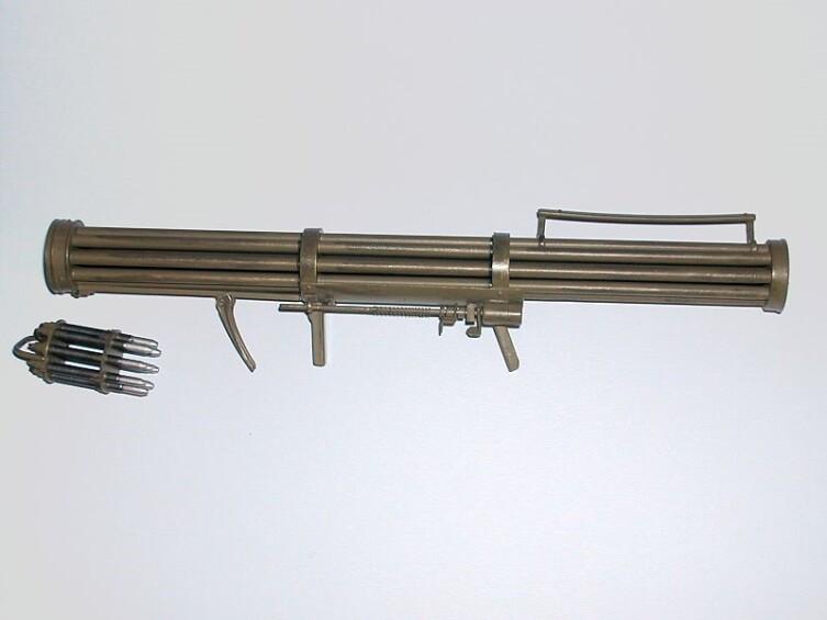 Зенитный гранатомёт «Люфтфауст»