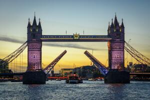 Какими бывают мосты? Часть 2. Разводные