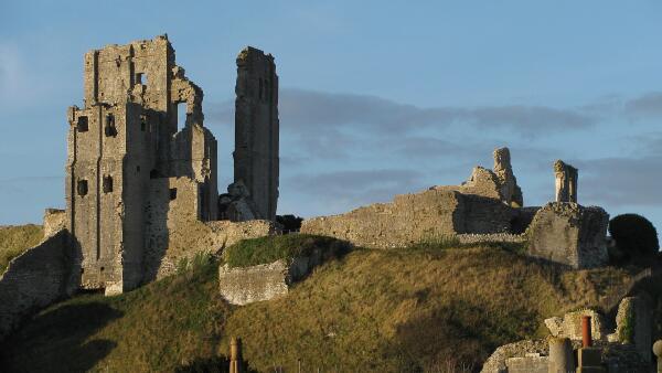 Что посмотреть в Англии? Старинные замки!