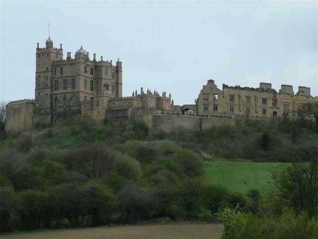 Замок Болсовер