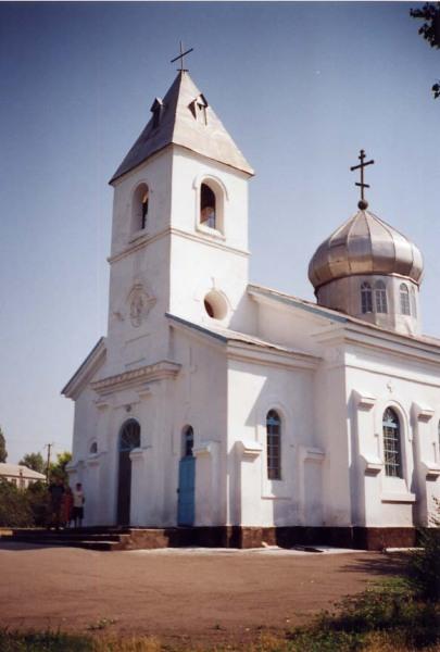 Шведская кирха, ныне используемая как православная церковь