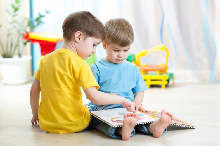 В какие развивающие игры поиграть с ребенком?