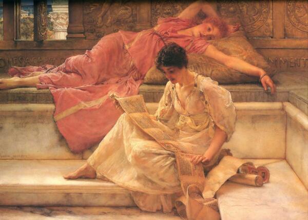 О чем писали забытые поэты? Часть 2