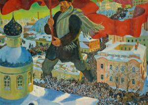 Что произошло в России осенью 1917 года — революция или переворот?