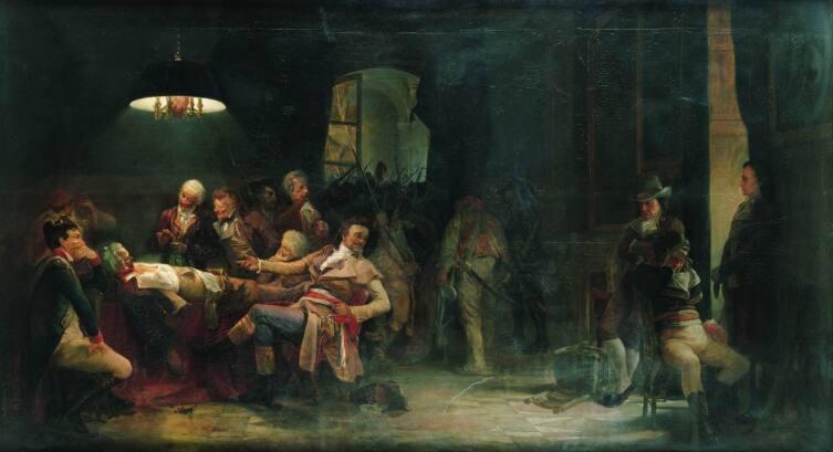 В. И. Якоби, «9-е Термидора», 1864 г.