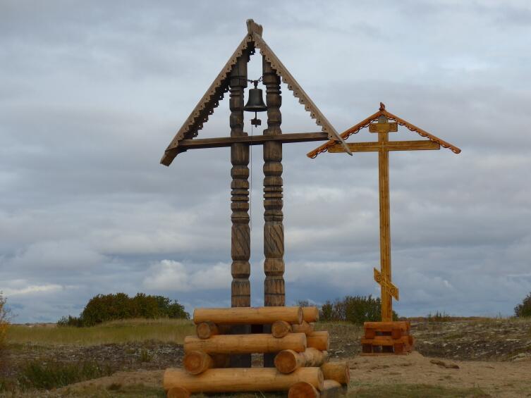 Новый крест