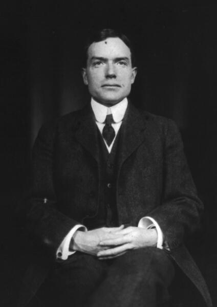 Джон Д. Рокфеллер-младший, 1915 г.