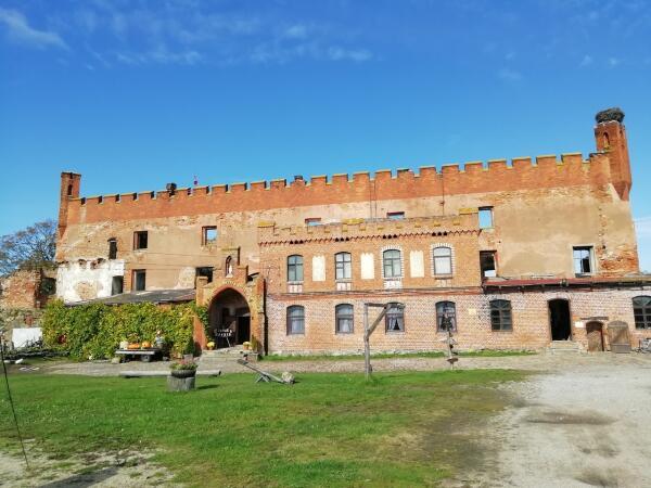 Что посмотреть в Калининградской области? «Травяной» замок Тевтонского ордена