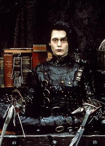 Кадр из к/ф «Эдвард руки-ножницы», 1990 г.