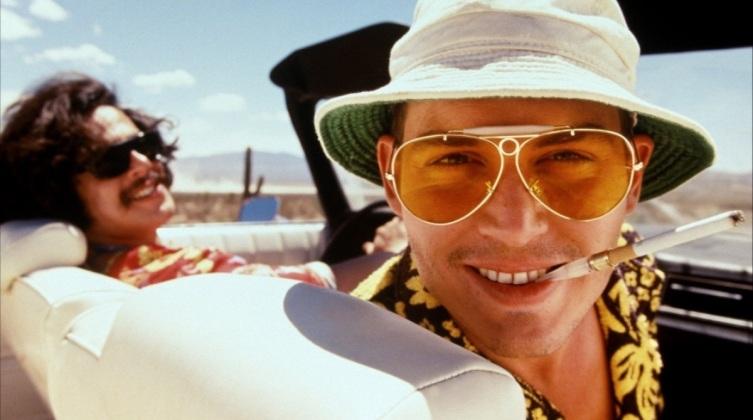 Кадр из к/ф «Страх и ненависть в Лас-Вегасе», 1998 г.