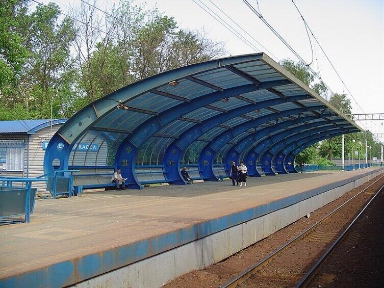 Платформа Маленковская, Ярославское направление