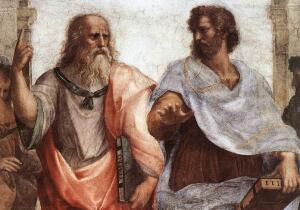 В чем состоял конфликт физиков и лириков?