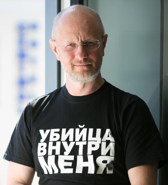 Дмитрий Юрьевич Пучков в 2013 году