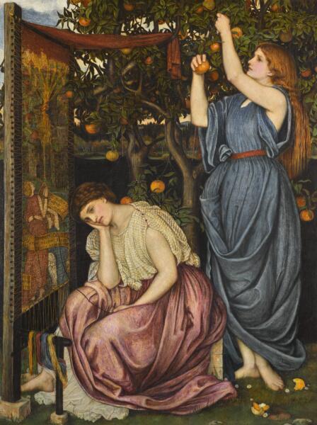Джон Роддэм Спенсер-Стенхоуп, «Пенелопа», 1864 г.
