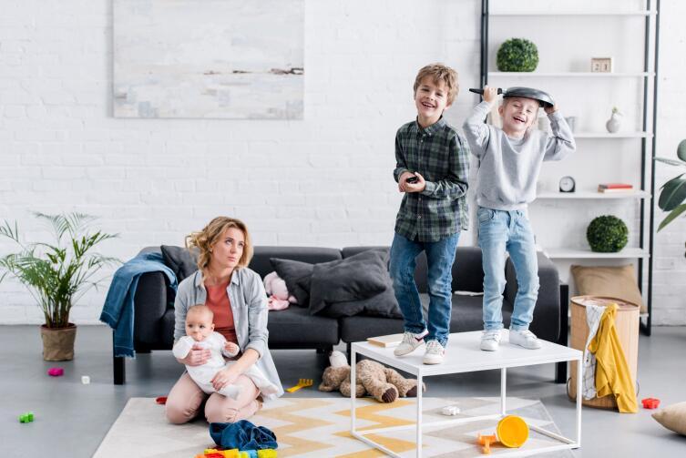 В чем причины родительских ошибок?