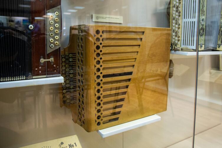 Гармоника-кларнет