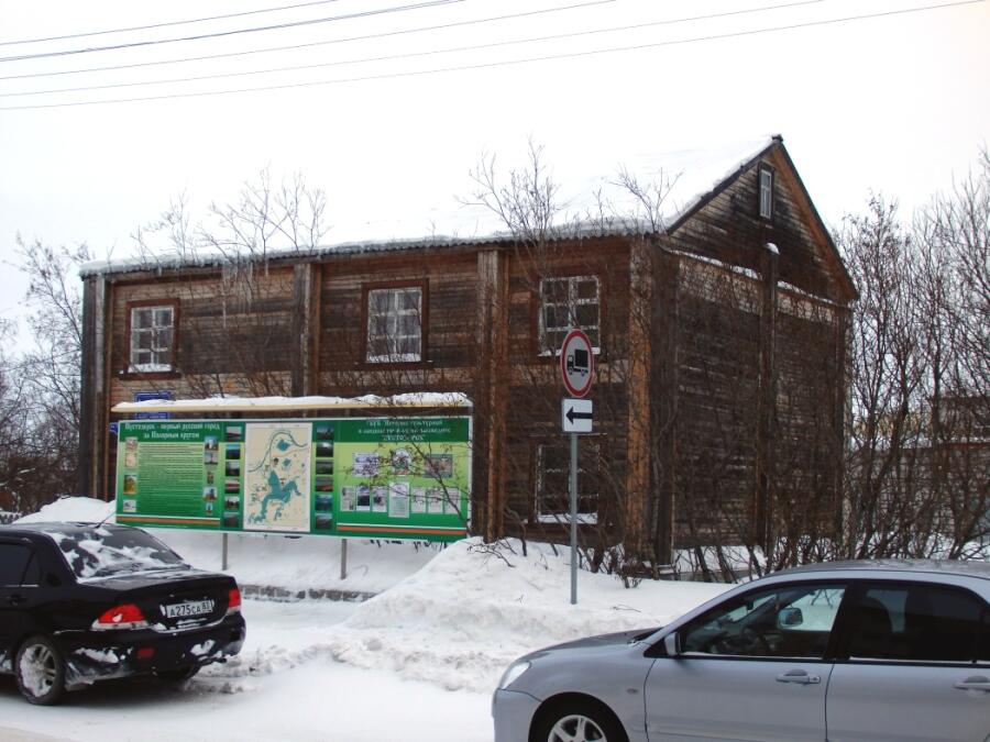 Дом Шевелёвых в Нарьян-Маре. Здание Музея-заповедника «Пустозерск»