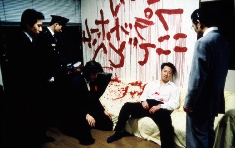 Кадр из к/ф «Клуб самоубийц», 2001 г.