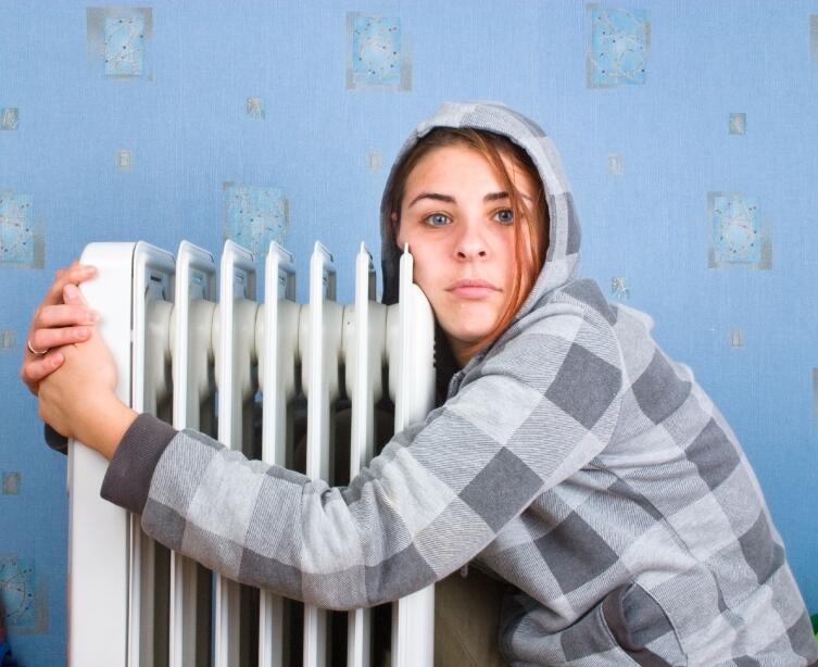 Когда мы дрожим от холода, бурый жир перерабатывается в тепло