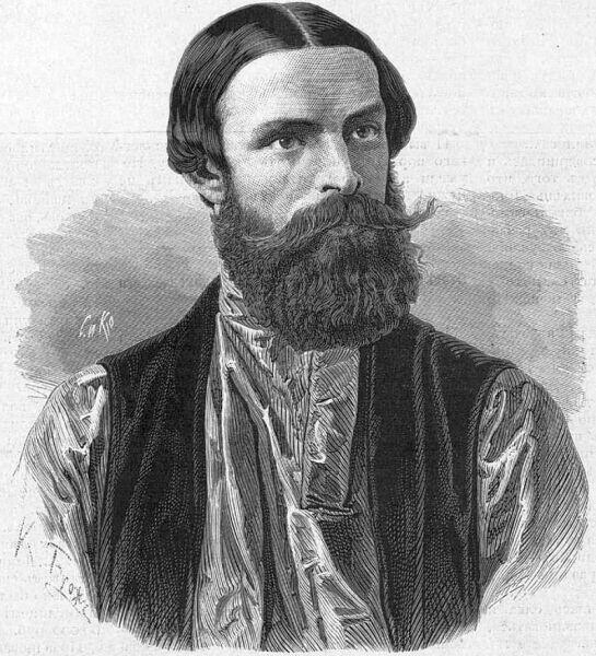 Михаил Дмитриевич Хмыров