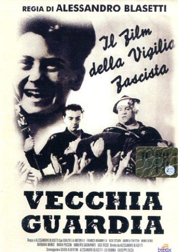 Постер фильма «Старая гвардия», 1934 г.