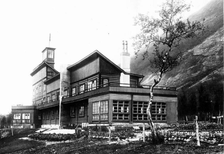 Горная минералогическая станция «Тиетта»
