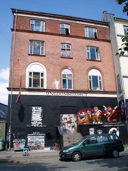 Молодёжный дом, Копенгаген