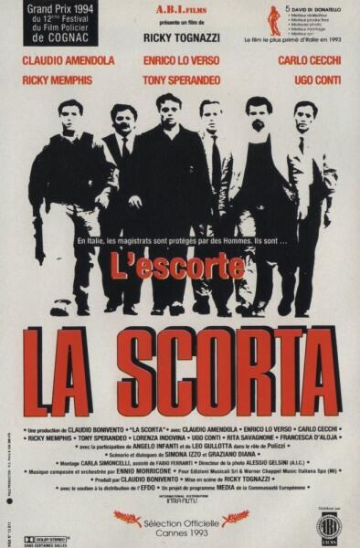 Постер фильма «Охрана», 1993 г.