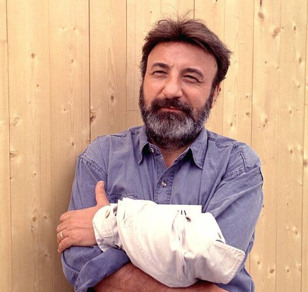 Итальянский кинорежиссёр Джанни Амелио