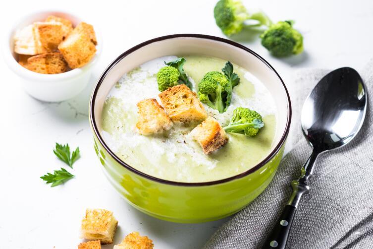 Как правильно варить супы?