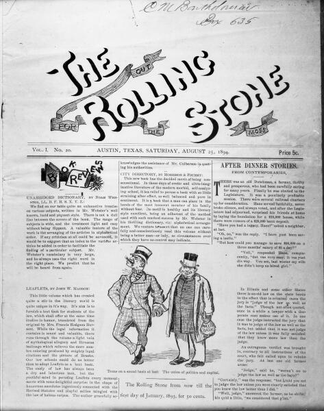 Журнал «The Rolling Stone»